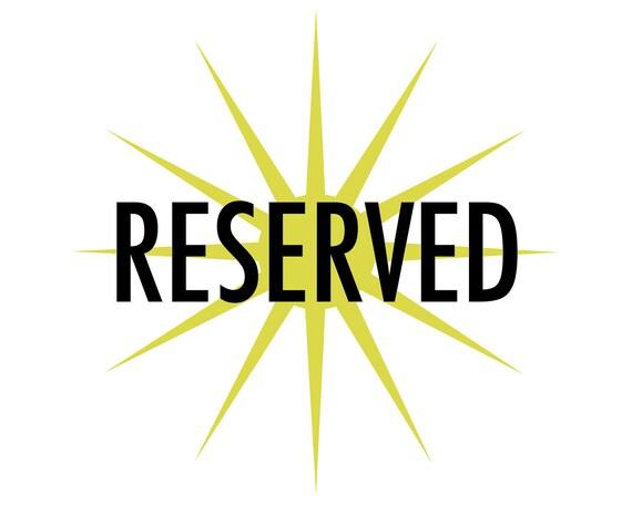 Reserved for Peggymcnutt