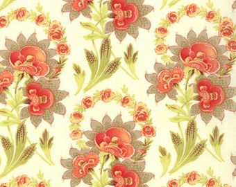 Fig Tree for Moda, Tapestry, Marskesh in Seashell 20193.17 - 1 Yard Clearance