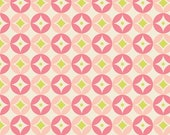1 yard of Pink Diamonds Sweet Nothings fabric by Riley Blake
