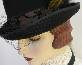 Lady Mary's English Riding Hat