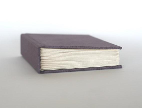 Light Plum Envelope Book