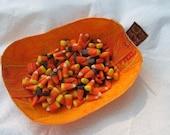 Fabric Pumpkin Bowl