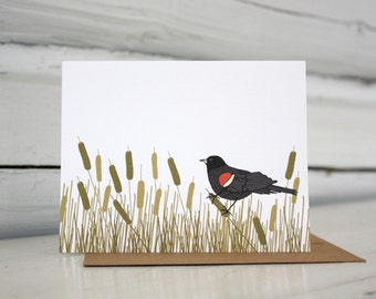 Assorted Note Card Set - Birds of a Feather