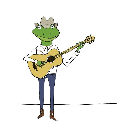 how to play rhinestone cowboy on guitar