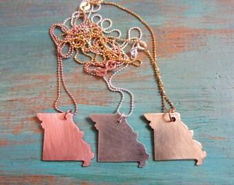 Missouri Love Necklace