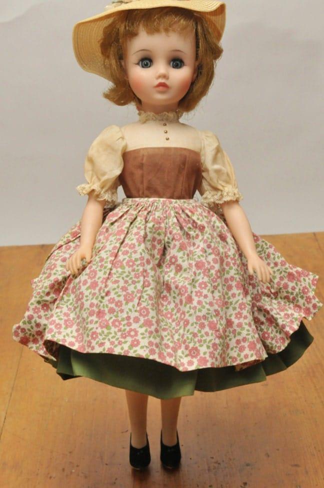 Sale Vintage Madame Alexander Sound Of Music Doll Maria