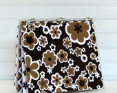 Three Ring Planner Cover, 9 x 11, SALE  Fall Latte