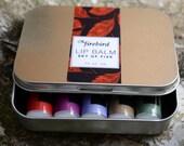 For Lip Balm Addicts - Gift Set of 5 Lip Balms