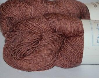 Studio June Yarn Sock Luck - Superwash Merino Wool, Nylon - Mocha