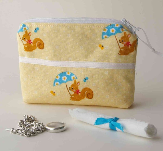 Jewelry Travel Bag, Anti Tarnish, Purse, Carry On, Small