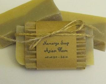 Asian Plum Cold Process Soap