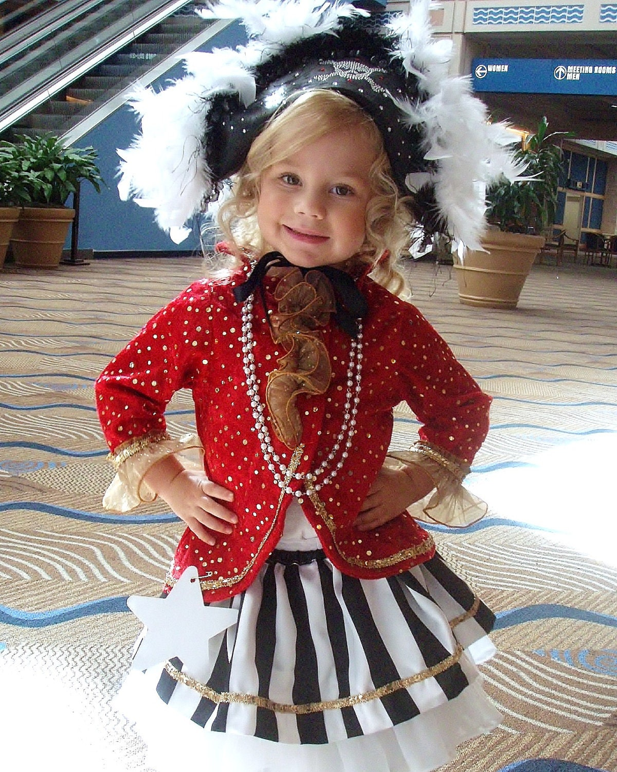 Diy Baby Girl Pirate Costume Halloween Pirat...