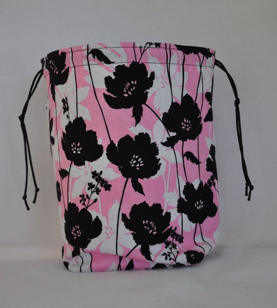 Project Bag Pink and Black