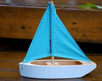 Super Delux Sailboat-you design it