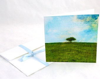 The Apple Tree- note card