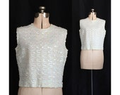 Vintage 50s Venus Shell Top