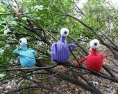 Crochet Pattern- Little One-Eyed Creature