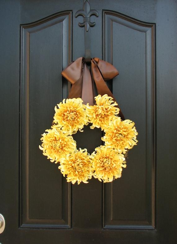Autumn Sun Fall Wreaths Fall Decor Front Door Wreaths
