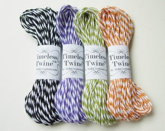 Halloween  Bakers Twine Party Pack by Timeless Twine