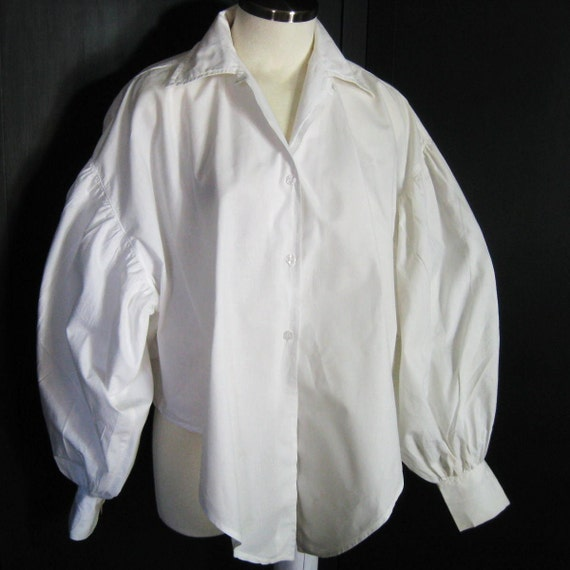 Poets Blouse Shirt 31