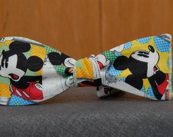 Mickey Mouse Comic  Bow tie