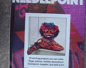 Needlepoint from Better Homes and Gardens - 1979 Craft Book from an EtsyMom