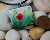 Poppies Necklace - Small