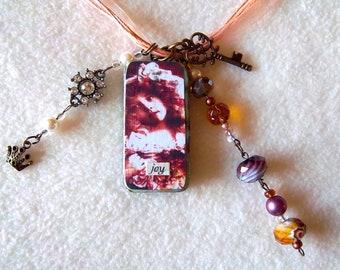 Joy Ragamuffin necklace, No. 67
