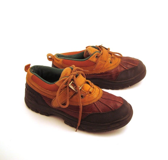 polo sport shoes hiking boots vintage 1990s by