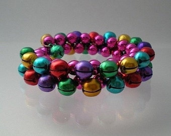 Tintinnabulation - bell bracelet