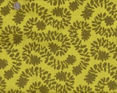 1/2 yd. meandering vines, moss (pretty bird collection, michael miller)