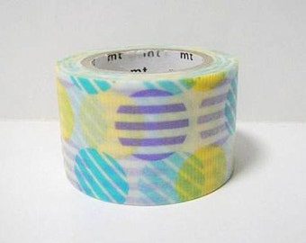 mt Washi Masking Tape - Arch in Purple - Limited Edition - 30mm Wide
