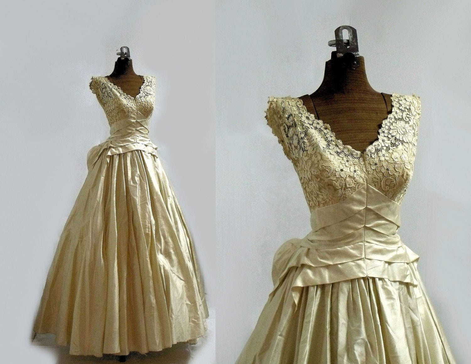 1950s Wedding Dresses Viewing Gallery