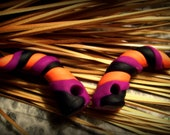 RESERVED for samhainfaerie - CUSTOM wearable horns