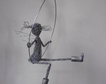Garden Art Fairy sculpture