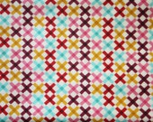 Domestic Bliss Lattice 1 Yard Cut - Ecru Colorway