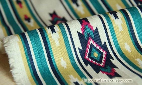 Home Decor Chic Aztec Style Nordic Aztec Stripe Indian Motif Pattern