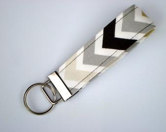 PICK 5 / Wristlet Key Fobs - Gift Pack - Chevron Zig Zag