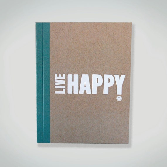 little notebook :  live happy