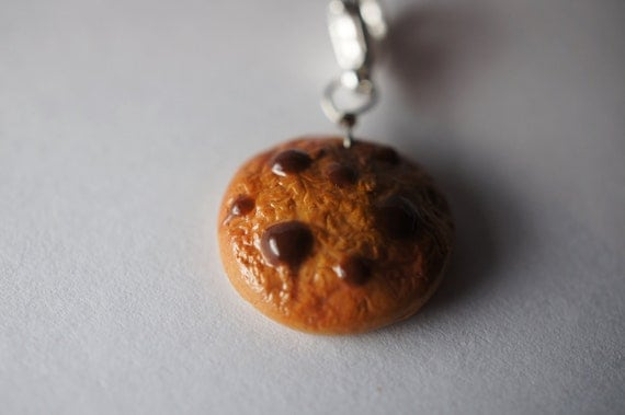 Chocolate Chip Cookie Charm