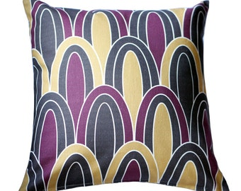 Organic Pillow Cover - Arches