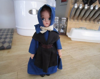 Small Amish Girl Doll