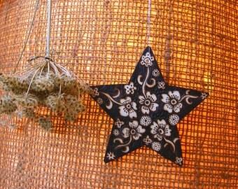custom star ornament