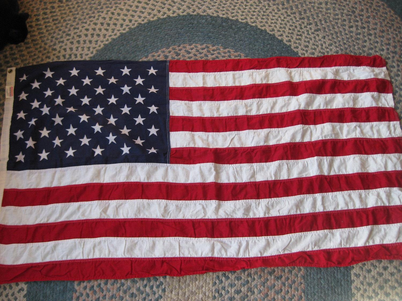 american flag 50 stars 1976 calendar