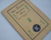 Vintage Book Kiddies Recitation Chapman Bugbee