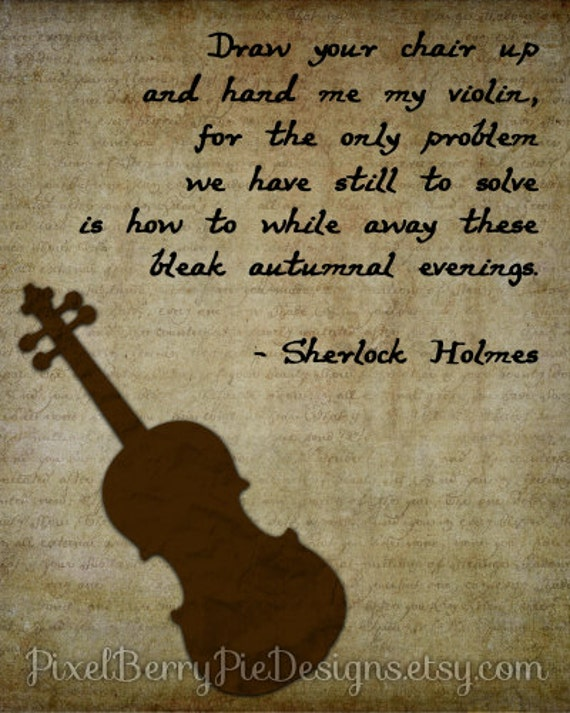 Quotes About Violinists: Items Similar To Hand Me My Violin