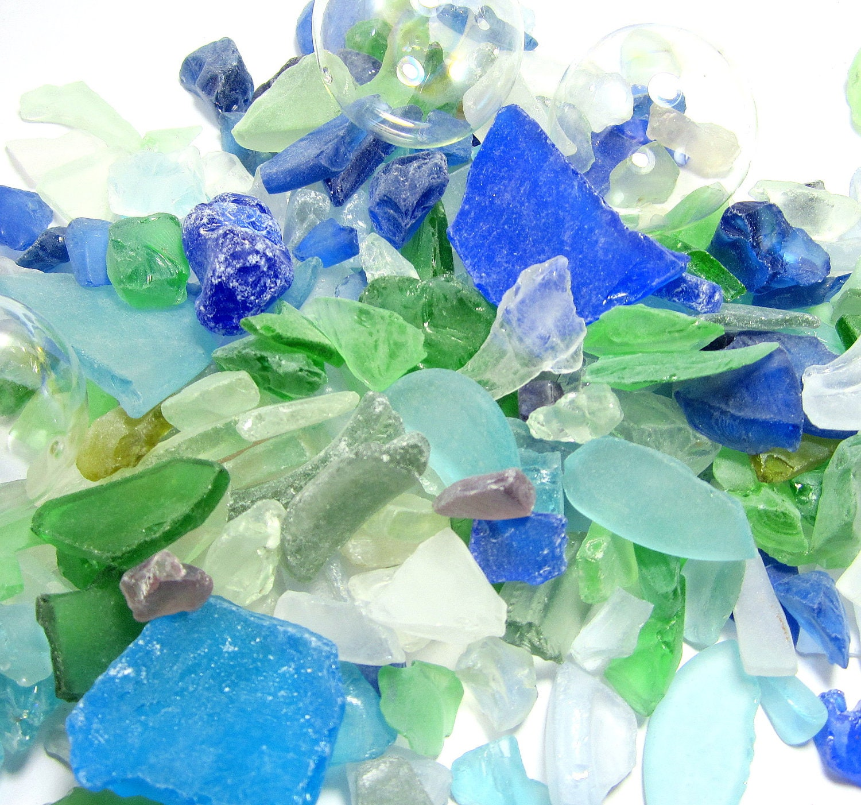 Sea glass decor 28 images decor handmade sea glass for Sea glass bathroom design