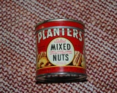 "Planter""s Peanut Mixed Nuts Can"