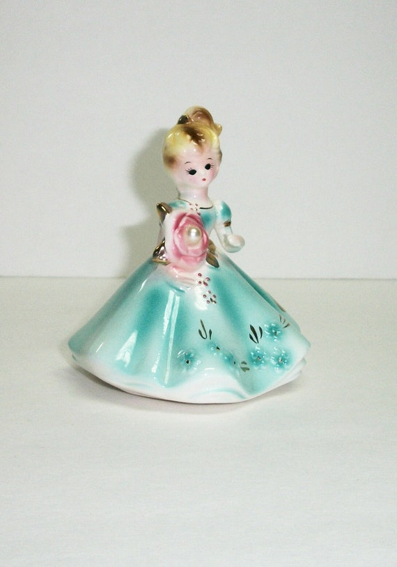 Josef Original June Pearl Figurine Doll  Japan
