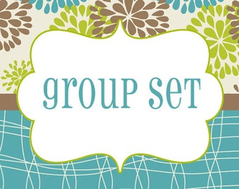 Bear Group Set, INSTANT DIGITAL DOWNLOAD, Machine Embroidery Designs